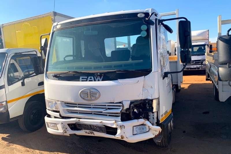 FAW Truck Dropside FL15 180 2018