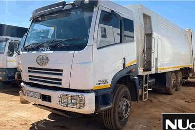 FAW FAW 28.330FL WASTE COMPACTOR TRUCK Truck