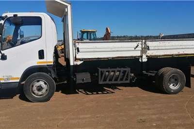 FAW FAW 8.140DROPSIDE TIPPER Truck