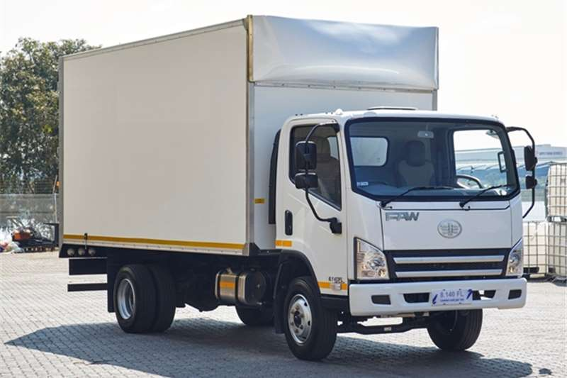 FAW Truck Insulated body 8.140FL   Insulated Body 2019