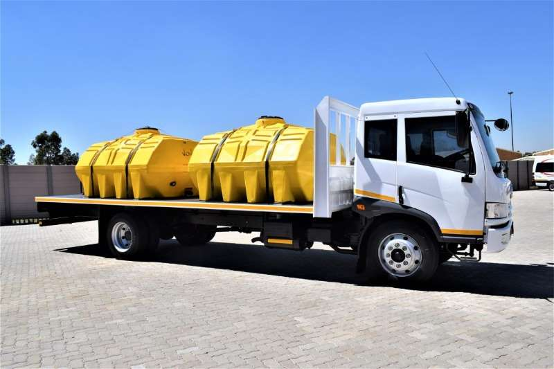 FAW Truck Other 15 Series 180 FL Water Tanker 2018