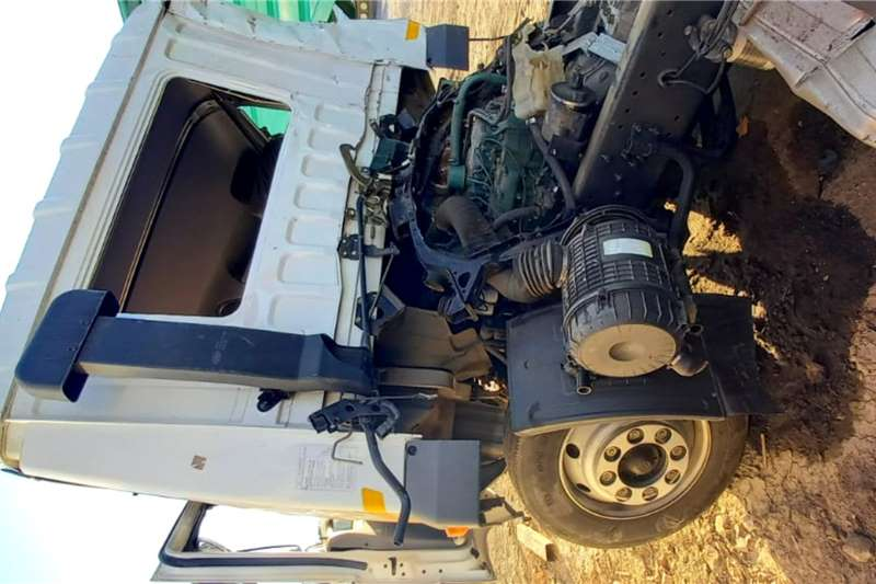 FAW 2017 FAW 15.180 FL Stripping for Spares Truck spares and parts