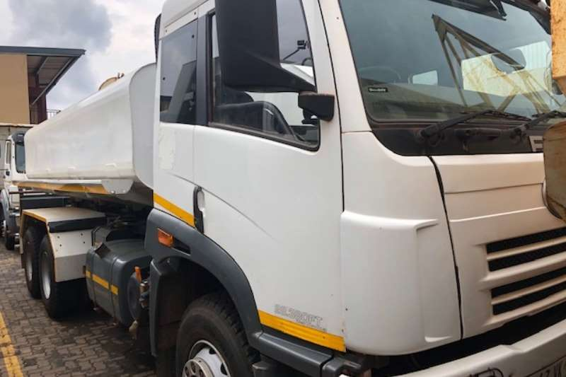 FAW Truck Tanker 16000 Ltr FAW 28 280 2017
