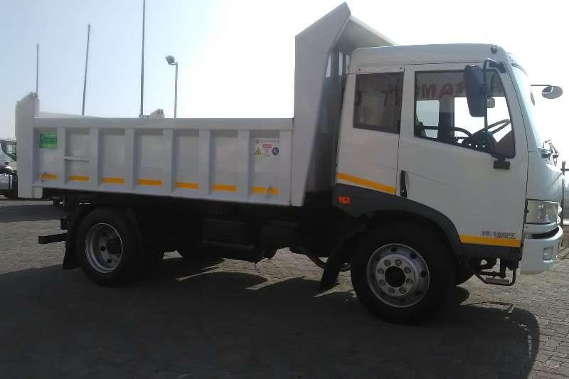 FAW Truck Tipper 15.180 6m3 Tipper 2018