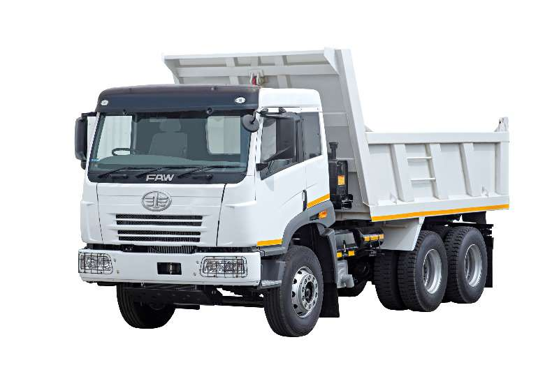 FAW Truck Tipper 28.280 FD 10 Cube 2019