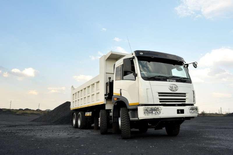 FAW Truck Tipper 35.340 FD 18 Cube 2019