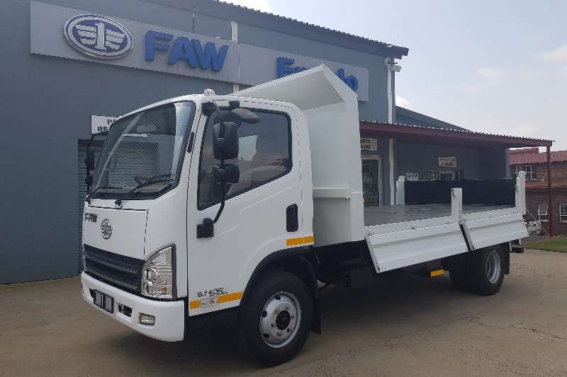 FAW Truck Tipper 8.140 3Cube Tipper 2020