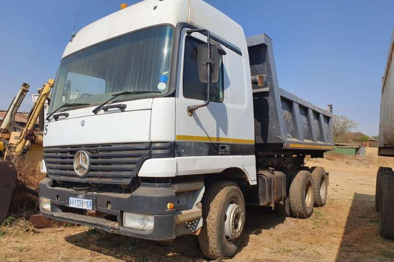 FAW Truck Tipper CA 22 210 (10 cube) (Merc Cab) 2005
