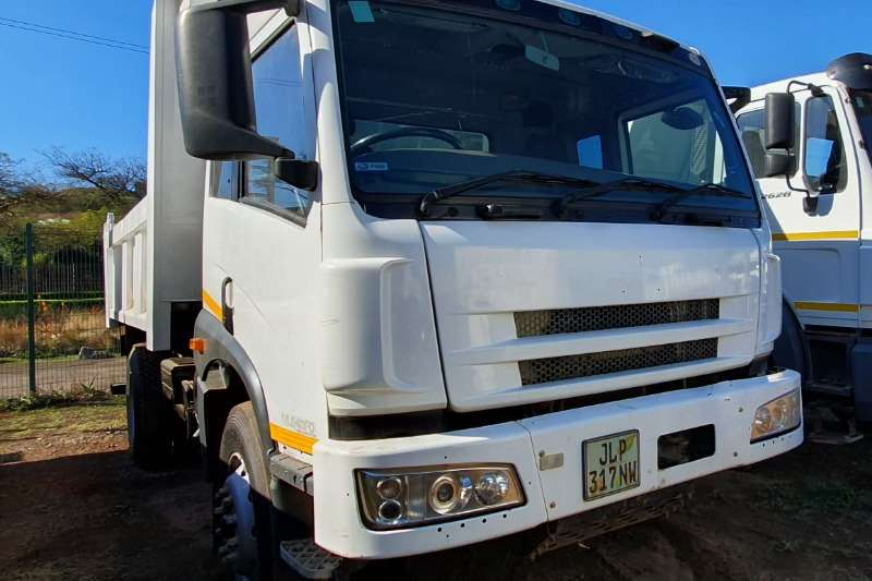 FAW Truck Tipper FAW 16.240FD 6 CUBE TIPPER