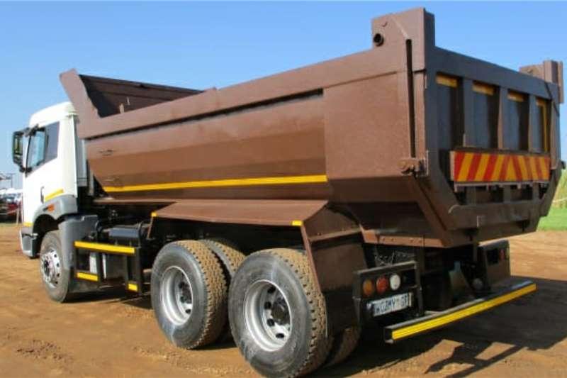 FAW Tipping body 28.280FD TIPPER Truck