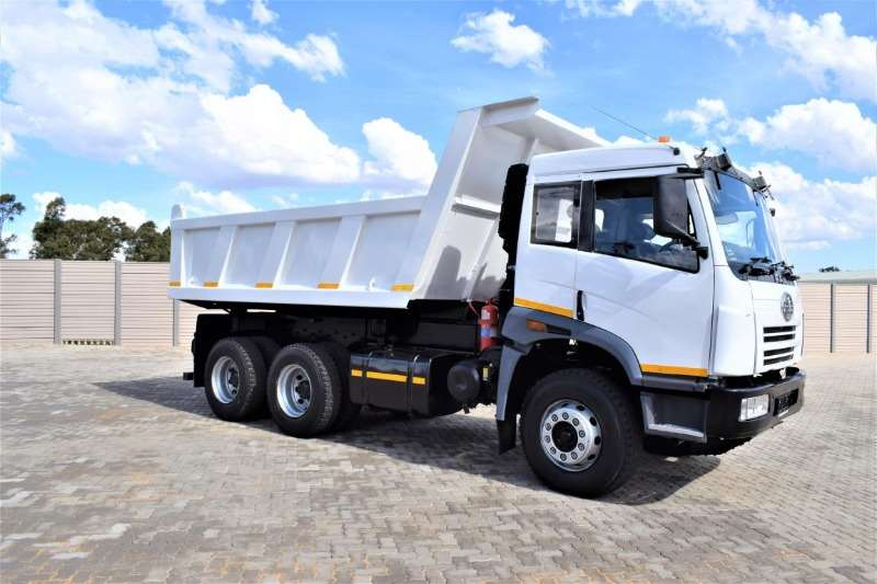 FAW Truck Tipping body 28 Series 280 FD 10 Cubic (6X4) 2012