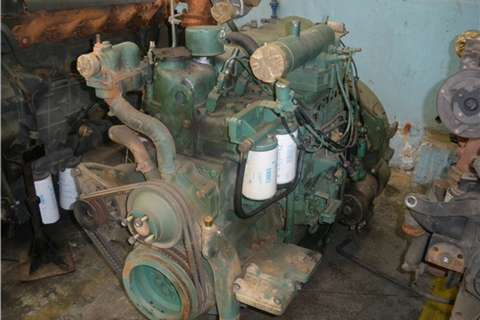 FAW Truck-Tractor CA6D Engine 2008