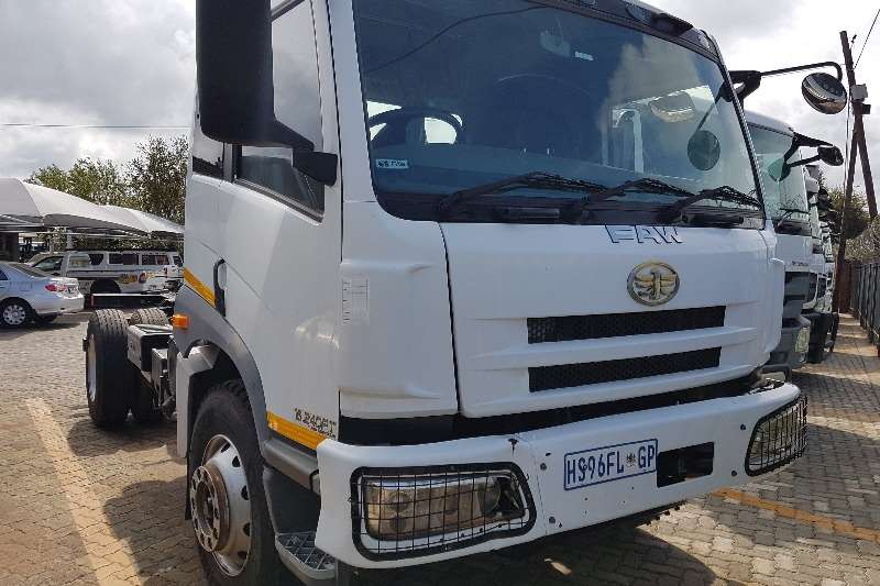FAW Single axle 2016 Faw 18.240 Truck Tractor Truck-Tractor