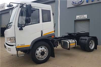 FAW Truck-Tractor Single Axle FAW 15.180 FT 4x2 Truck Tractor Complete 2020