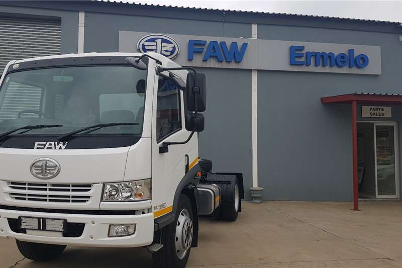 FAW 15.180 FT Truck Tractor (Incl PTO) 8 Ton Truck tractors