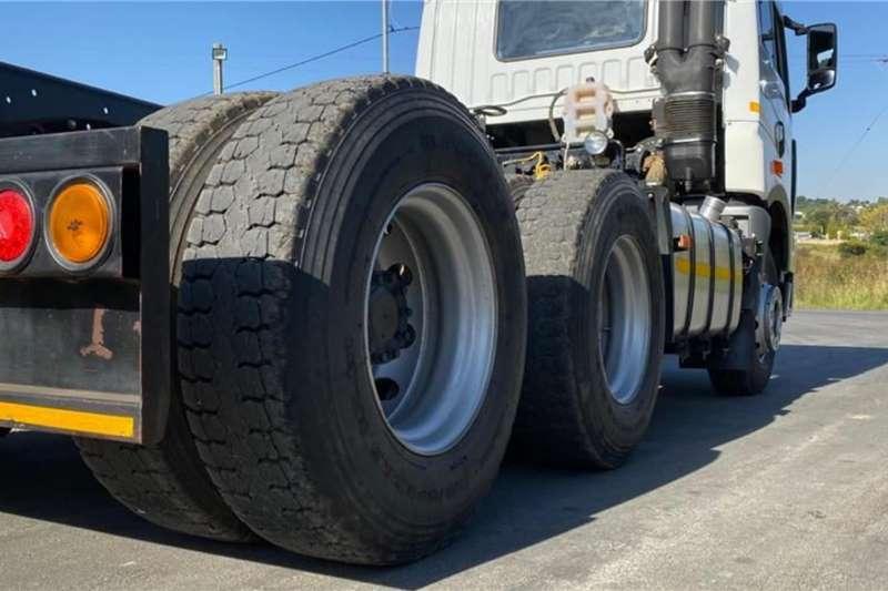 FAW 2018 FAW 33.420 FT 6x4 Truck tractors