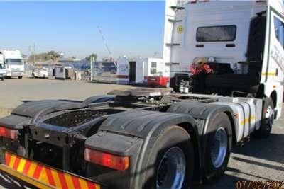 FAW FAW 28 460 6 X 4 TRUCK TRACTOR Truck tractors