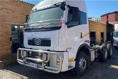 FAW FAW 33.420FT truck tractor Truck tractors