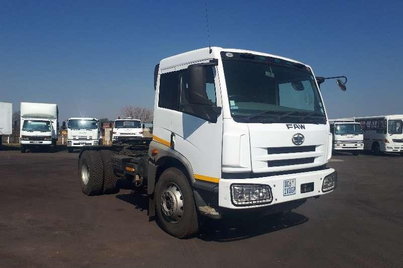 FAW Truck tractors Single axle FAW 16.240 T/T 2014