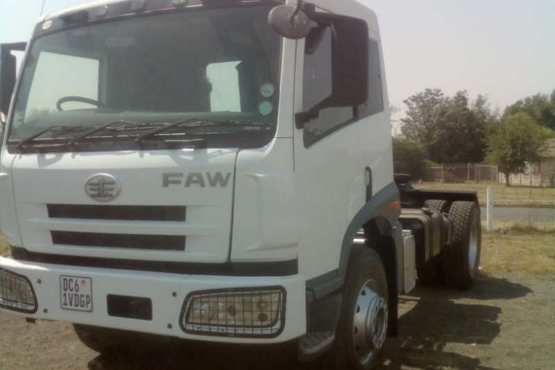 FAW Single axle FAW 16.240 T/T Truck tractors