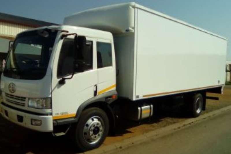 FAW Truck Van body FAW 15.180 FL 8 Ton Van Body 2020
