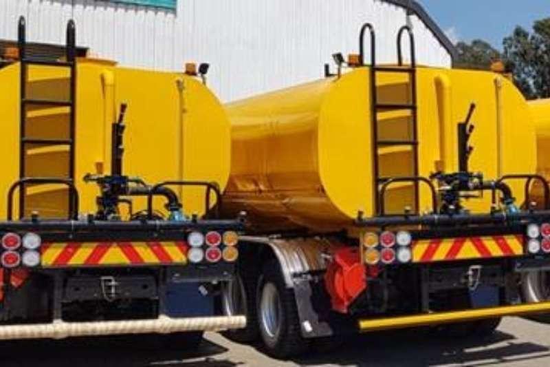 FAW Truck Water Tanker 20 000Litre Water Tanker 28.330 2020