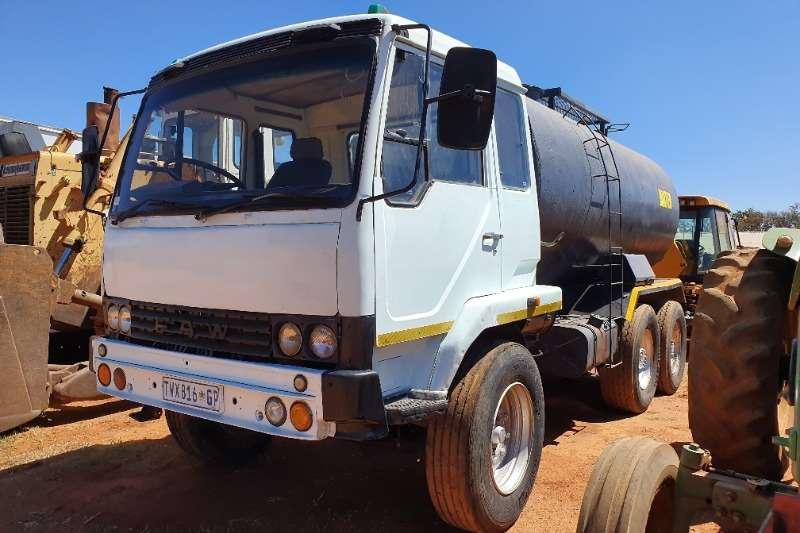 FAW Truck Water Tanker CA22-210 (13000L) 2005