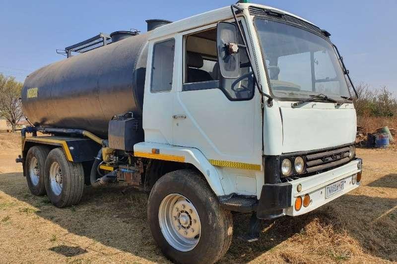 FAW Truck Water tanker CA22 210 (13000L) 2005