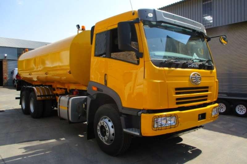 FAW Truck Water tanker FAW 28.330 20000 LT WATER TANKER