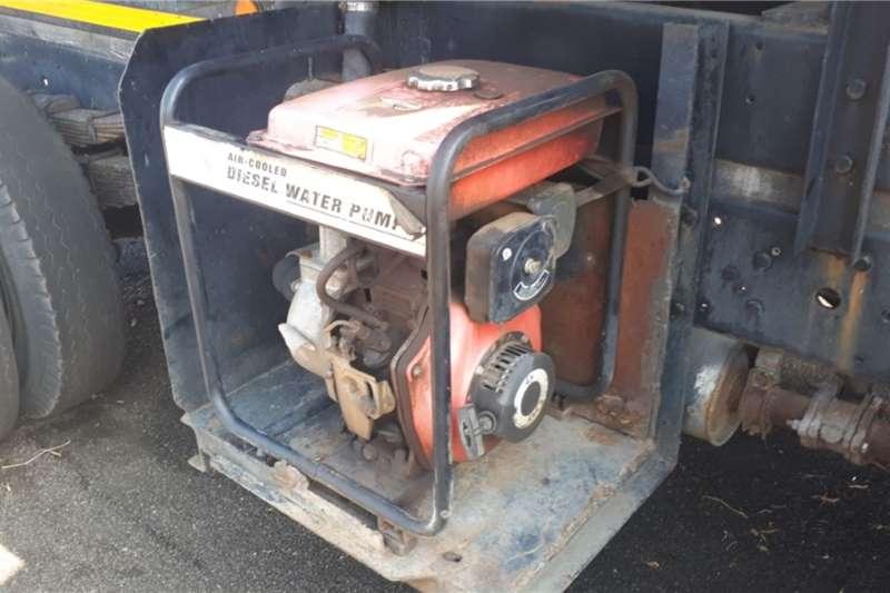 FAW CA13 160FD 6000 Litre Water Tanker Truck Water bowser trucks