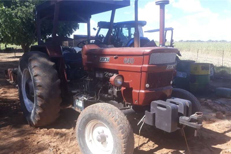 Fiat Fiat 640 2WD Tractor with ROPS Tractors