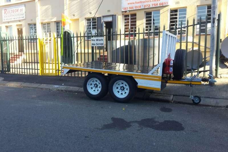 Flatdeck trailer flatdeck trailer 2018