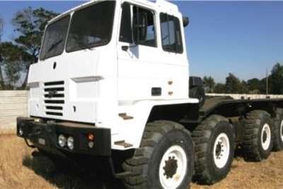 Foden Foden 8x6 Hooklift Hooklift trucks