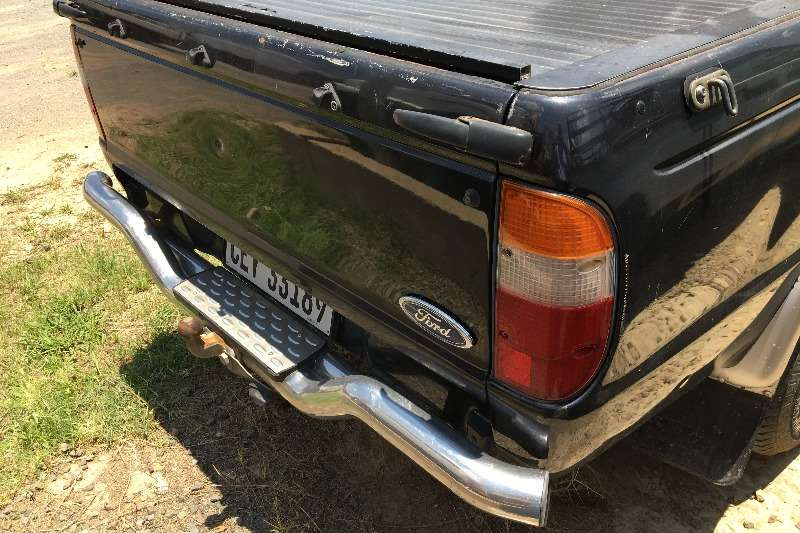 Ford Ford Ranger 2.5 Turbo Diesel LDVs & panel vans
