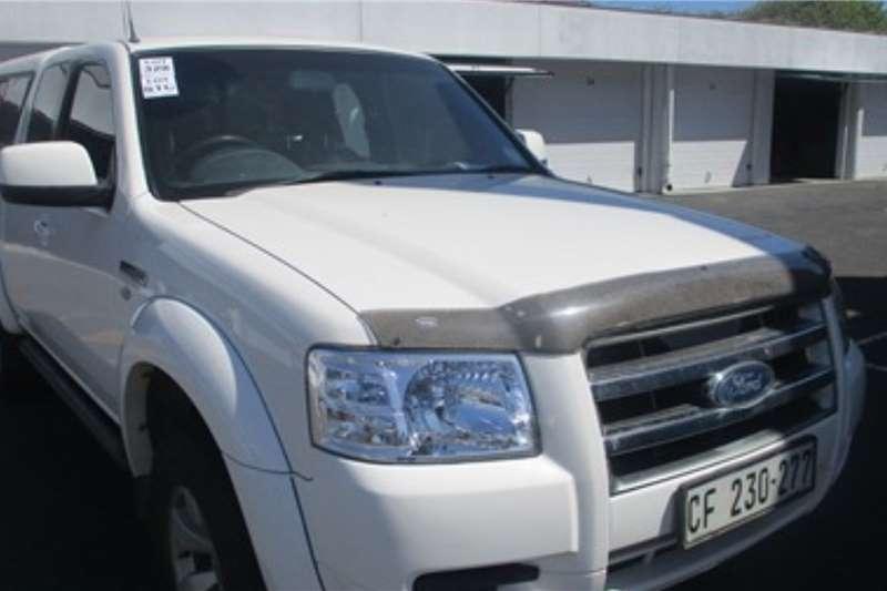 Ford LDVs & panel vans Ford Ranger Bakkie 2007