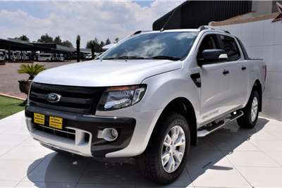 Ford Ranger 3.2TDCi Double Cab 4x4 Wildtrak Auto LDVs & panel vans