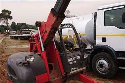 manitou TMT25I Truck mount forklift Forklift trailer
