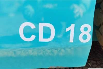 BAOLI CD18 1.8 TON DIESEL FORKLIFT Forklifts
