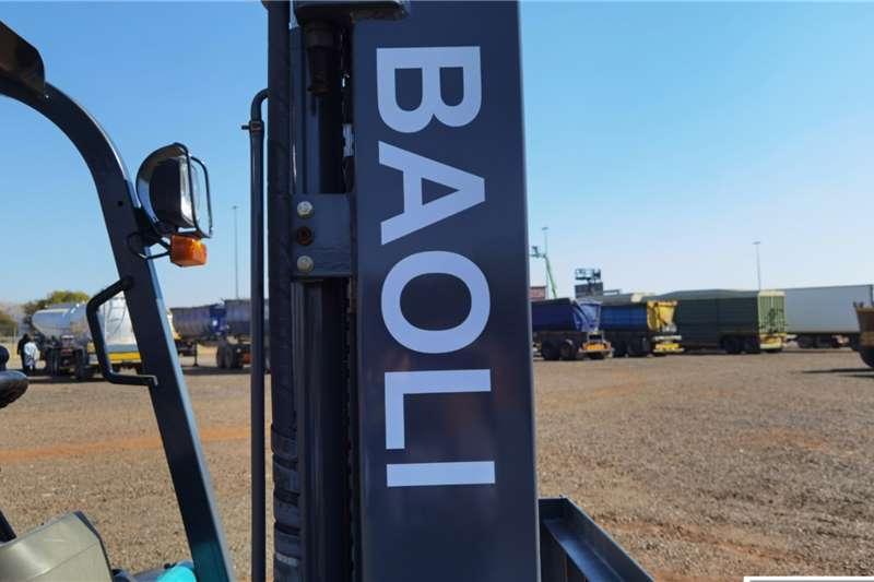 BAOLI CPCD20 2 TON DIESEL FORKLIFT Forklifts