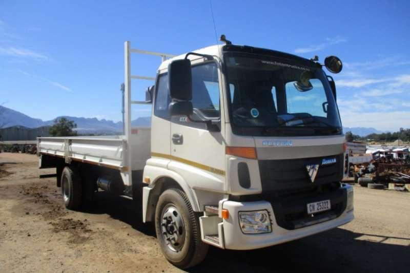 Foton Dropside trucks BJ1133 2011