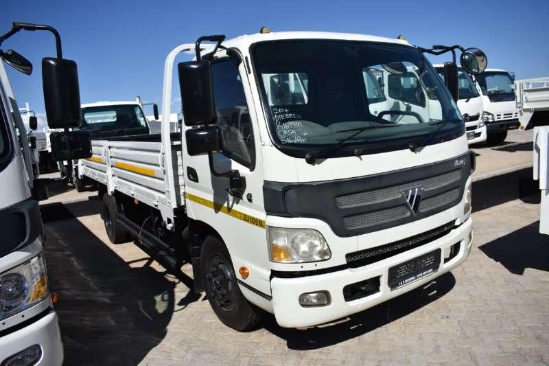 Foton Dropside trucks Foton Aumark BJ1051L 2014