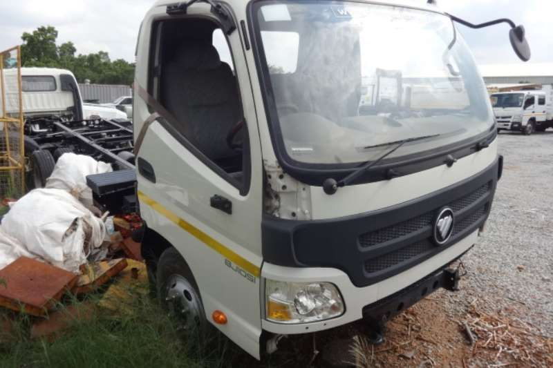 Foton Truck Aumark BJ1051 Chassis Cab (NON RUNNER)