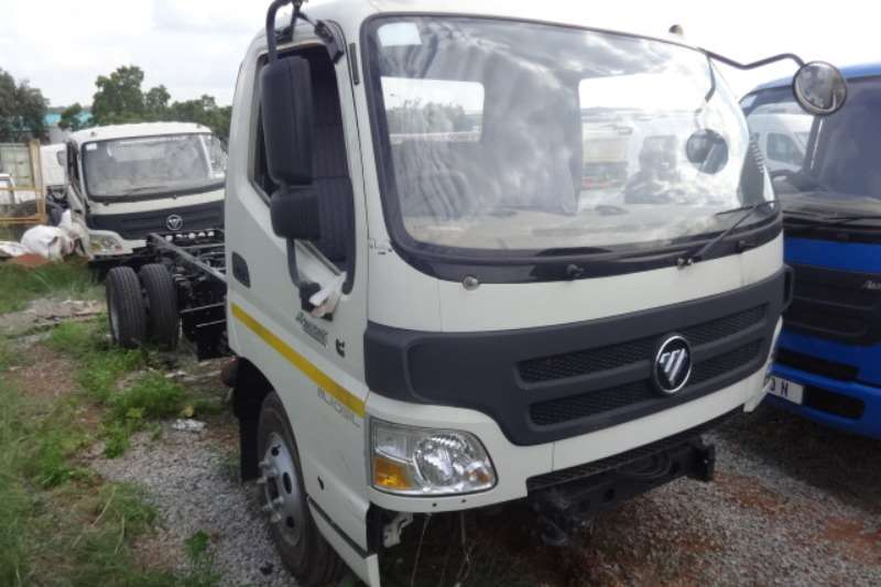 Foton Truck Aumark BJ1051L Chassis Cab (NON RUNNER)