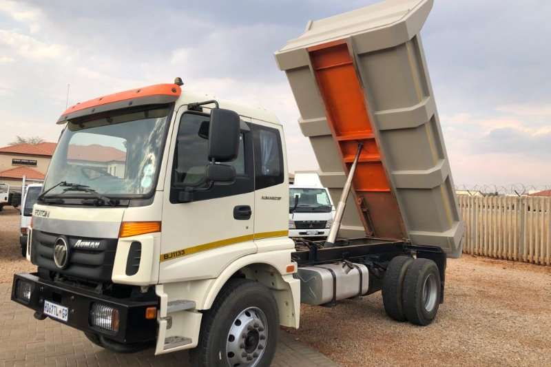 Foton Truck Tipper 2017 Foton Auman 1210P 5 cube Tipper 2017