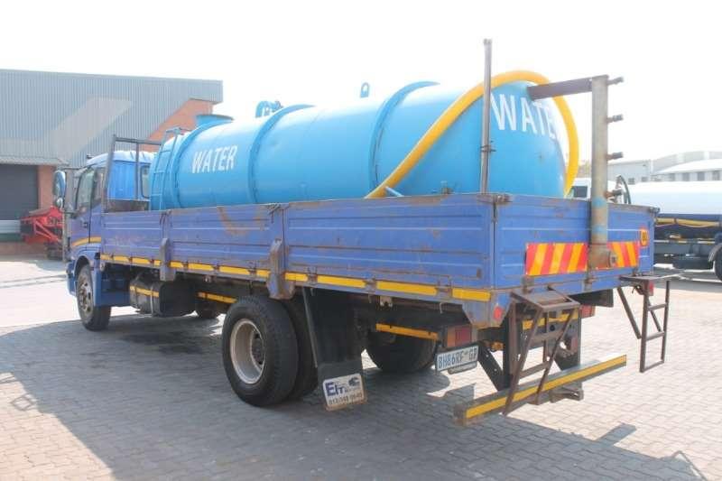 Foton Truck Water tanker Aumark BJ1133 Dropside 2011
