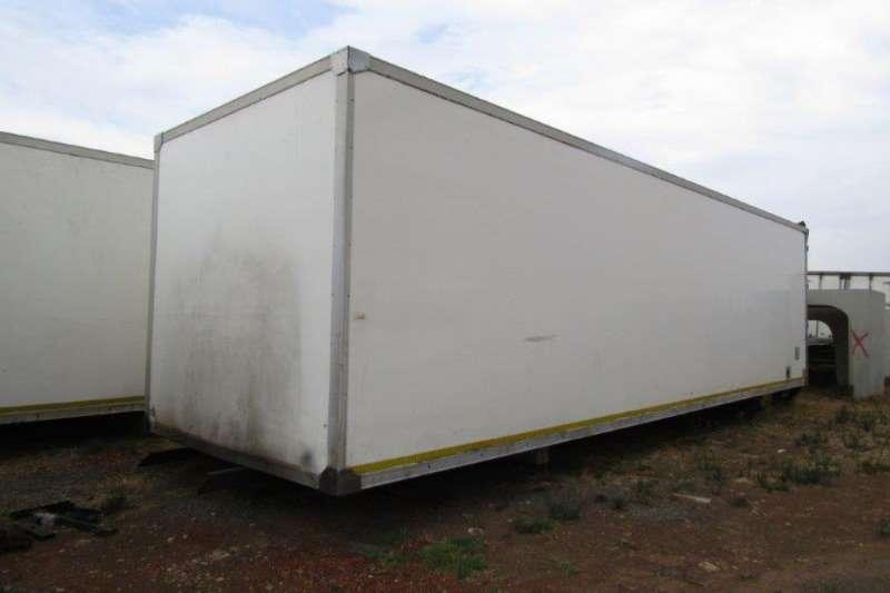 Franru箱拖车VARIOUS拖车可供选择