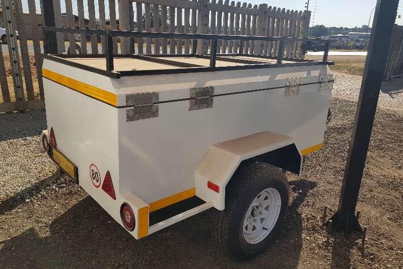 Franru New Luggage Off Road Trailer Car trailer