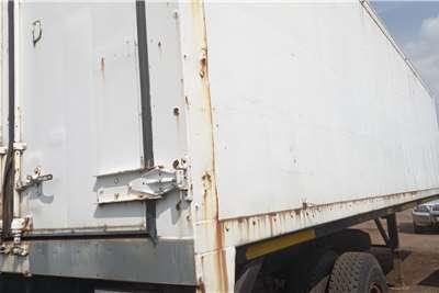 Franru COLD ROOM TRAILER 9 MTR NO PAPERS Coldroom trailer