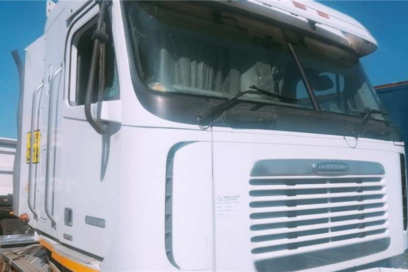 Freightliner Chassis cab trucks Argosy CAT 440 2008
