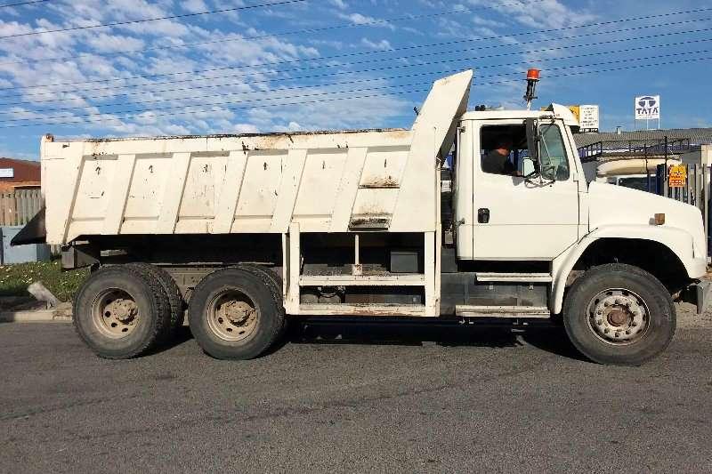 Freightliner Tipper trucks FL 80 1999